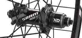 SRAM RISE 60 REAR HUB