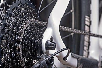 limpiar la transmisión de tu bici