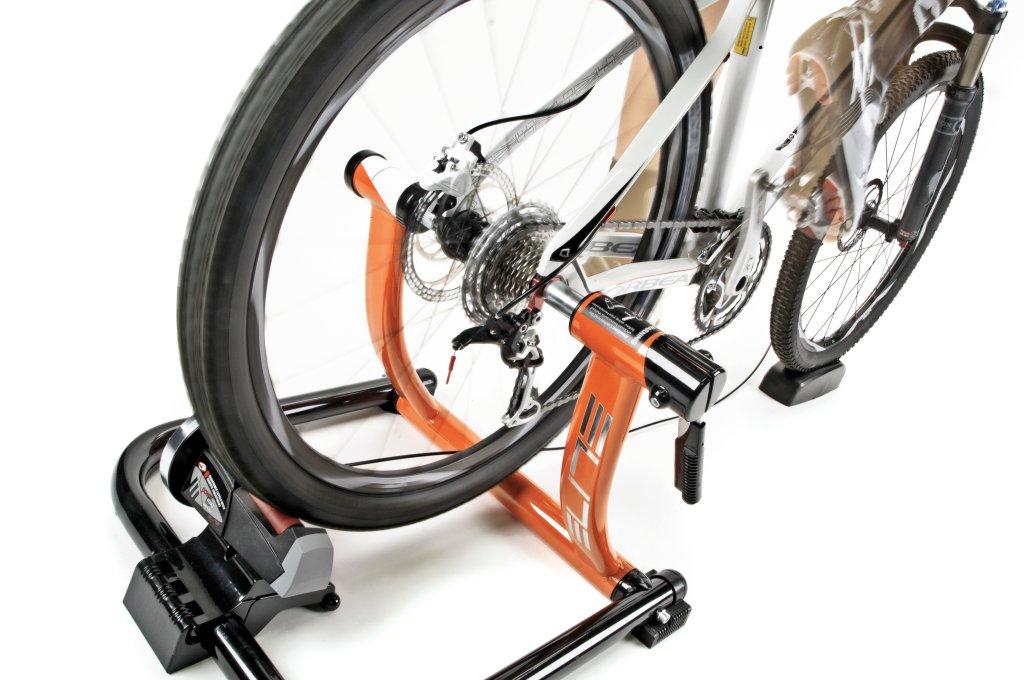 Como bajar de peso con rodillo bici