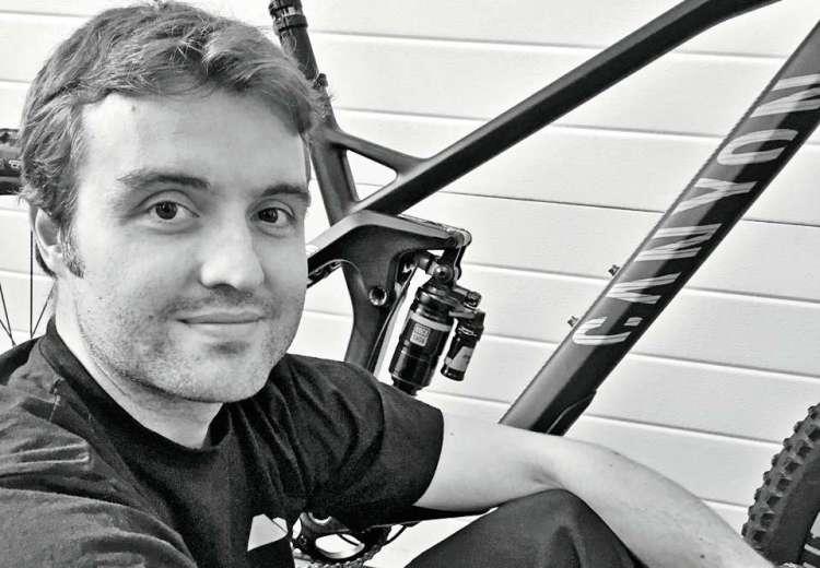 César Rueda, Market Assistant Canyon Spain