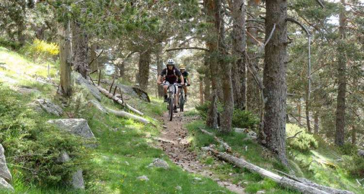 Sierra de Guadarrama en Madrid