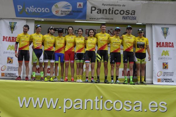 Calendario Open España Cofidis