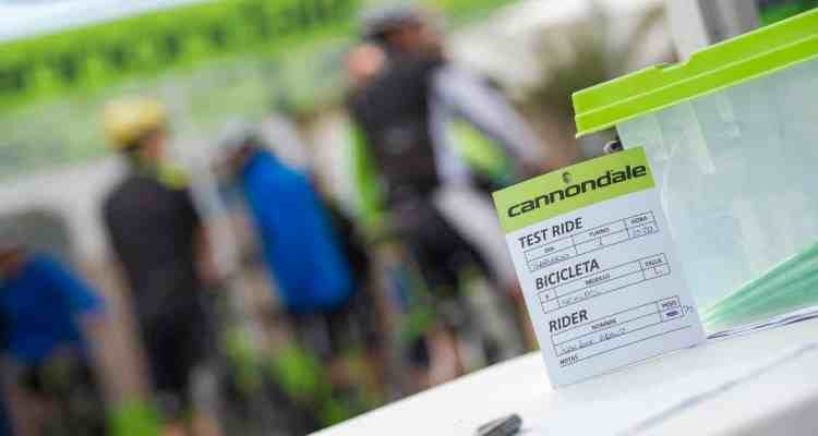 Cannondale Demo Tour Barcelona