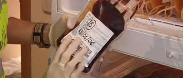 Bolsas sangre Operación Puerto