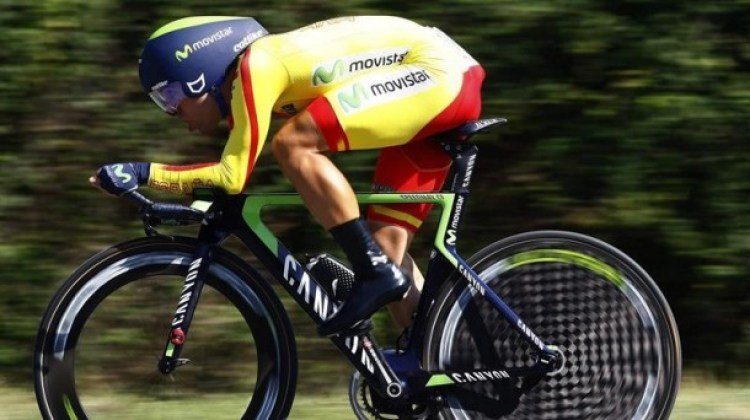 Jonathan Castroviejo Campeón España