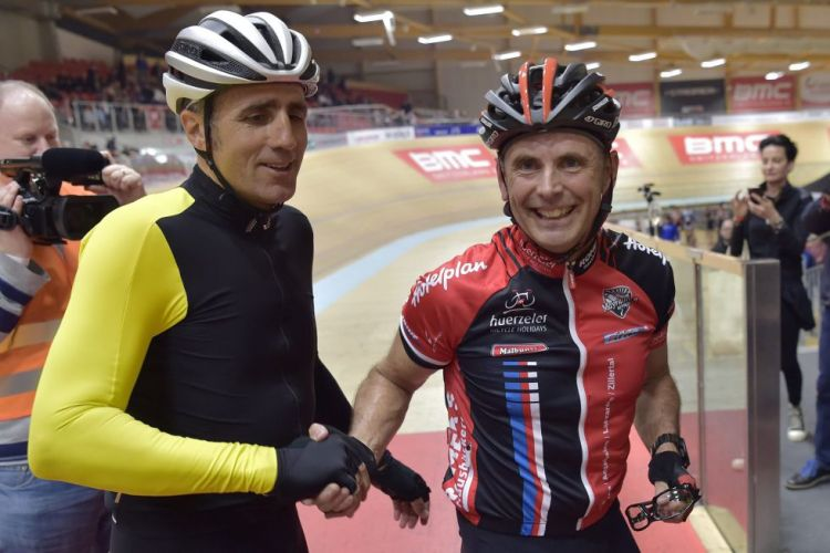 Tony Rominger Vuelta Cicloturista a Ibiza 2