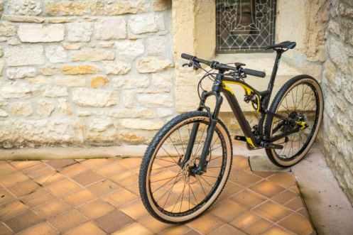 Lapierre XR 729 ei Damian McArthur (14)