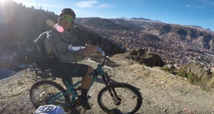 Urban DH en Bolivia