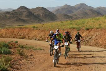 Powerade MTB Non Stop Series