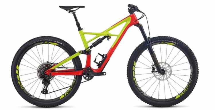 Specialized Enduro Sworks