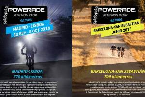 Powerade NON-STOP Series
