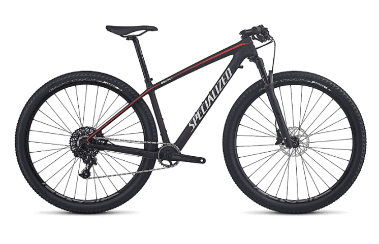 Women's Epic HT Expert Carbon WC