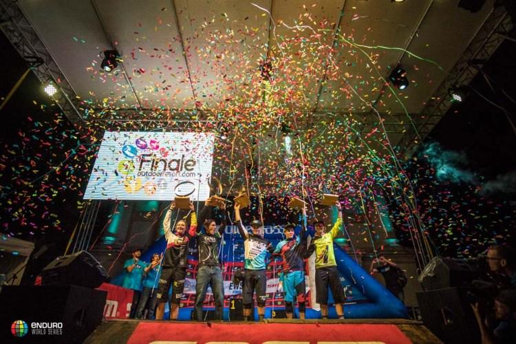 Enduro World Series 2016 ganadores
