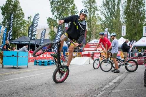 Sant Andreu Festival Solo Bici 80