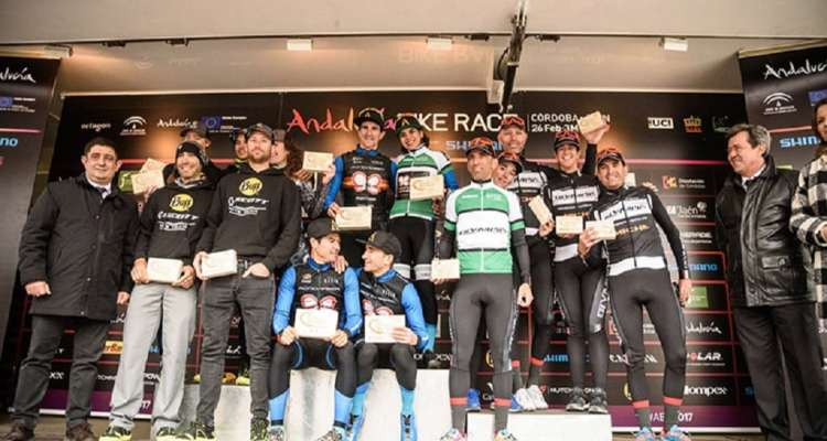 buff scott mtb team