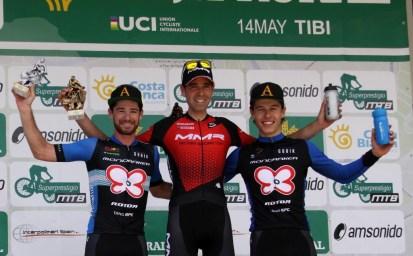 6 podio masculino