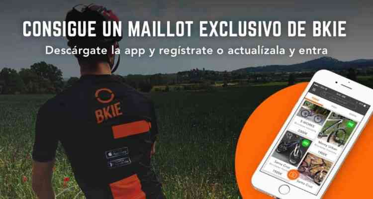 Bkie Sorteo Maillot