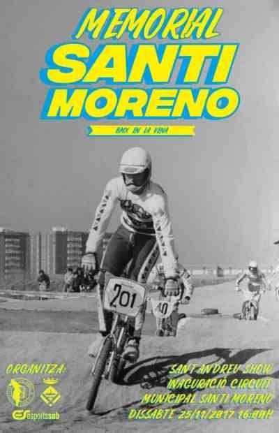 Santi Moreno Memorial