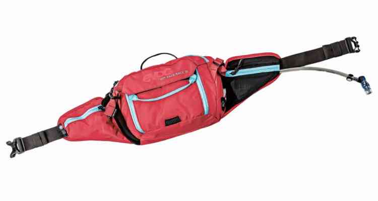 Riñonera Evoc Hip Pack Race 3L