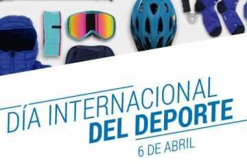 dia internacional del deporte con decathlon