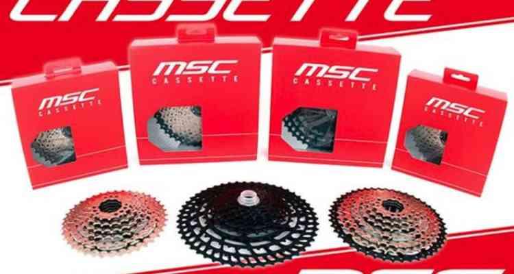 cassettes de MSC