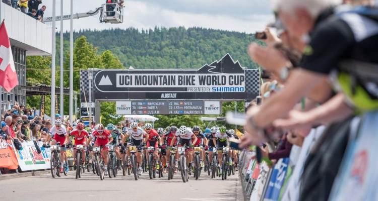 Copa del Mundo de MTB en Albstadt 2018