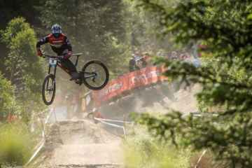 Horarios DH Fort William 2018
