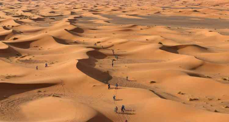 Fotos Titan Desert 2018: paisajes