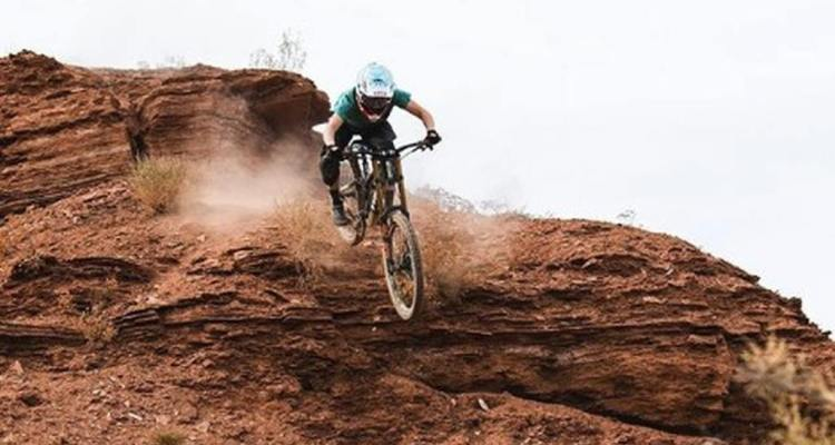 Casey Brown Red Bull Rampage