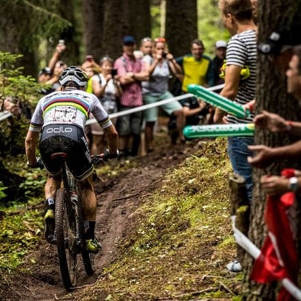 Cross Country final Campeonato del Mundo de MTB 2018