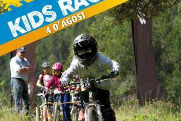 Kids Race de La Molina