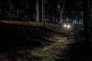 luz bici