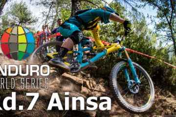 Enduro World Series en Aínsa