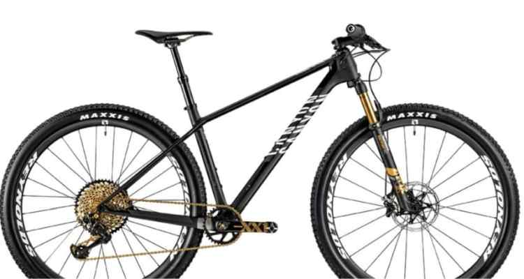 Canyon Exceed 2019