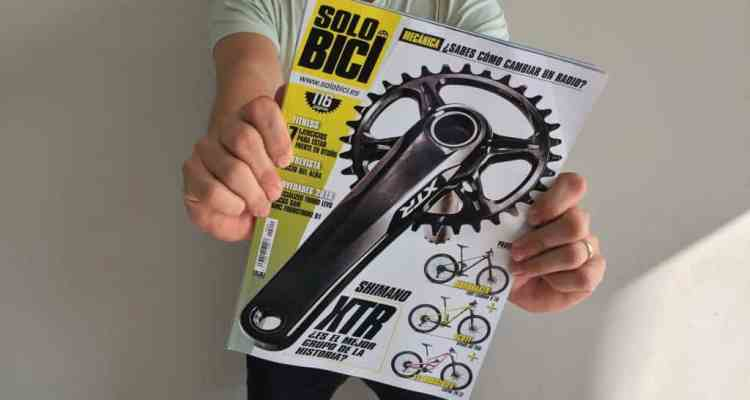 suscripción a Solo Bici