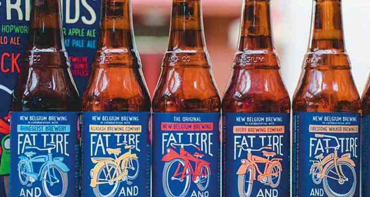 Cervezas para bikers