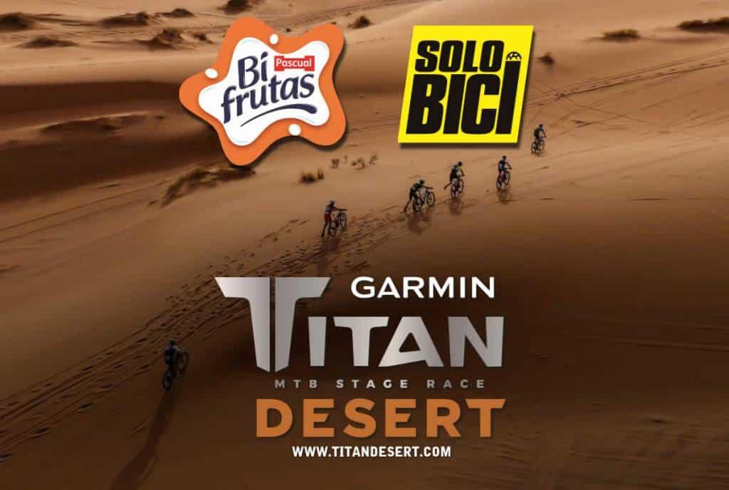 Sorteo dorsales Bifrutas - SoloBici Titan Desert