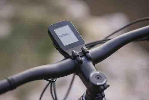 El head Up Display es el centro de control de la Atom X Carbon, con toda la información que puedas imaginar sobre el rendimiento de la bici