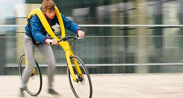 cosas absurdas para bicis