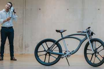 Noordung Music e-bike
