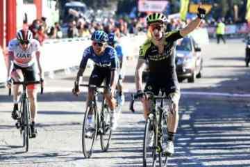 Volta a Catalunya 2019 etapa 3
