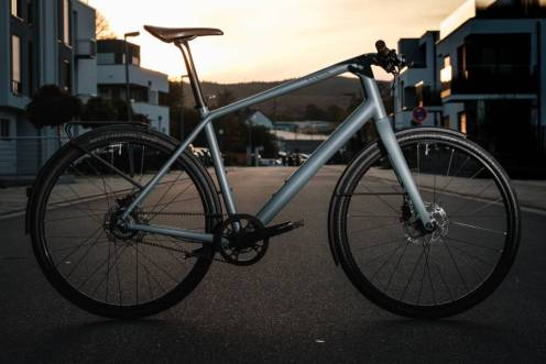 bicis urbanas Canyon: commuter