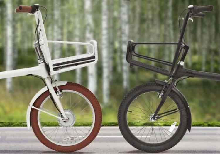 e-bike Elbi Cycles