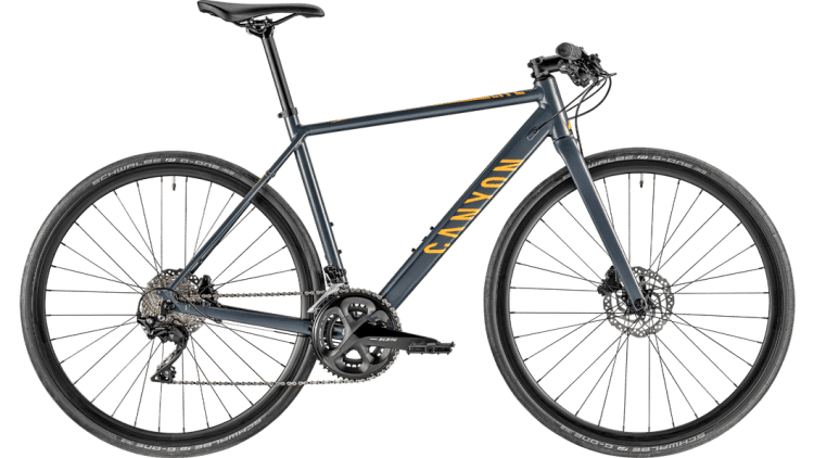 bicis urbanas Canyon: Roadlite 7.0