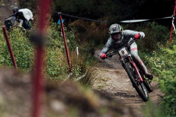 descensos ganadores Fort William