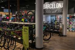 Tienda Trek Barcelona 2