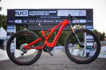 primera e-bike campeona