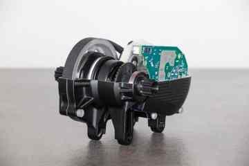 motor y batería e-bike
