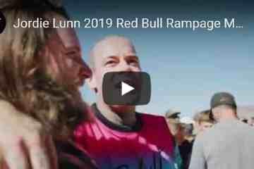 Red Bull Rampage 2019 homenaje Jordie Lunn