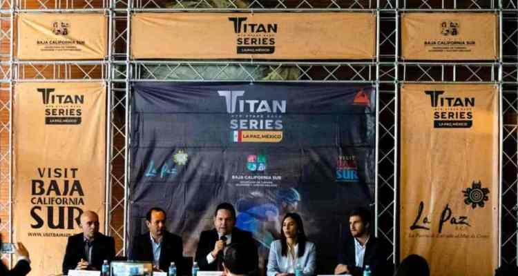 Titan Series La Paz